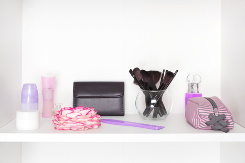 Tips for Organizing Hair Accessories, Products, and Equipment
