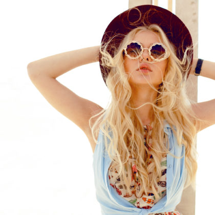 5 Types of Hot Weather Styles for Long Hair