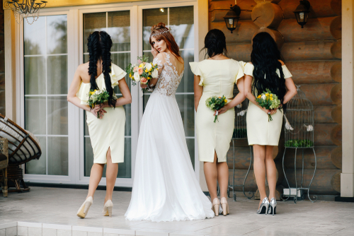 5 Tips on Beautiful Bridal Party Hair