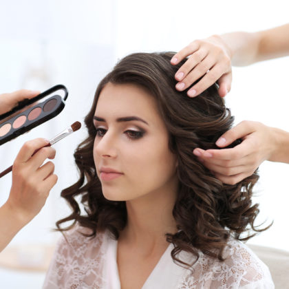 3 Trendy Wedding Day Makeup Looks