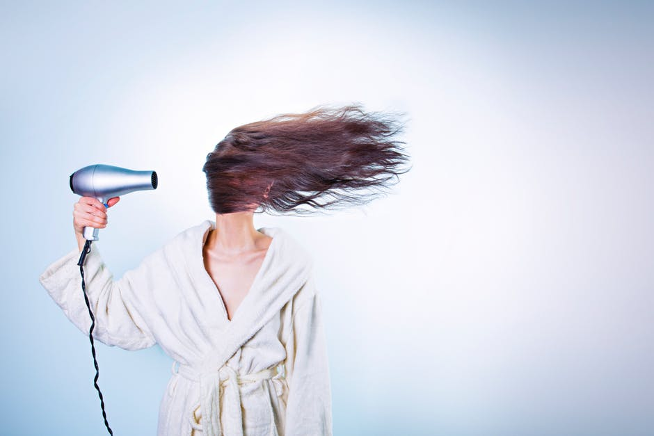 How to Get Silky Hair That Shines Like the Sun