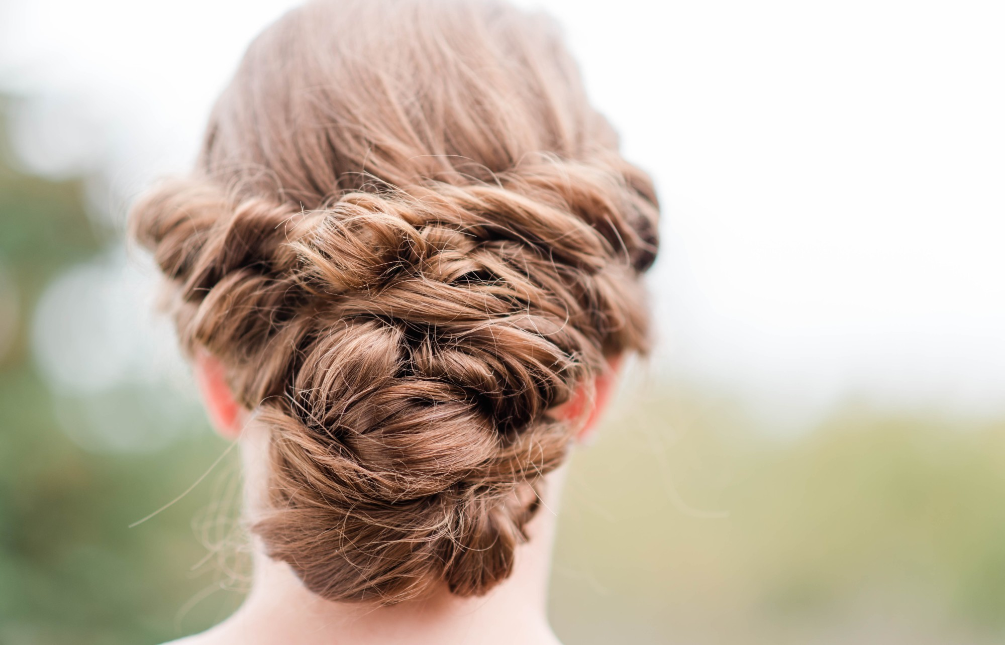 4 Braided Bridal Hairstyles for a Romantic Look
